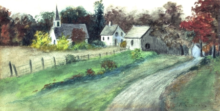 Painted around 1901
